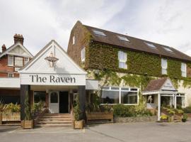 Raven Hotel by Greene King Inns, hotel in Hook