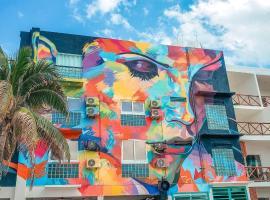 Esduma la Perla Hotel Isla Mujeres, hotel en Isla Mujeres