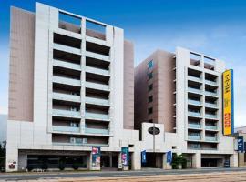 スーパーホテルLohas熊本天然温泉、熊本市のホテル