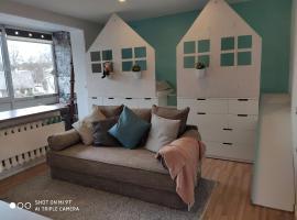 Idea apartment, apartamentai Birštone