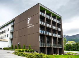 Havila Hotel Ivar Aasen, hotell i Ørsta