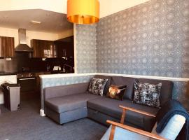 Edinburgh Old Town Apartment, hotel cerca de The Scotch Whisky Experience, Edimburgo