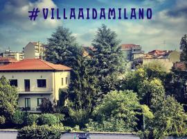 Villa Aida, apartment in Milan