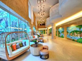 Patong Heritage, отель в Патонг-Бич