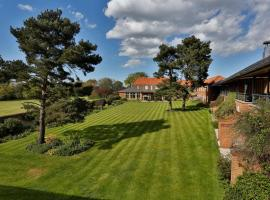 Best Western Plus Knights Hill Hotel & Spa, hotel in Kings Lynn