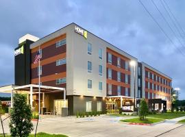 Home2 Suites By Hilton Beaumont, Tx, hotel u gradu Bomont