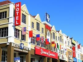 Best View Boutique Hotel, USJ Taipan, hotel in Subang Jaya