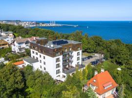 Hotel Różany Gaj – hotel w mieście Gdynia