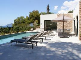 Exclusive 9 Bedroom Villa with Beach Access, Ibiza Villa 1029, hotel in Cala Llenya