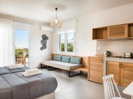 Elafonisi Resort by Kalomirakis Family, serviced apartment in Elafonisi