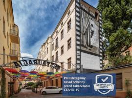 Stare Kino - Cinema Residence – apartament z obsługą w Łodzi