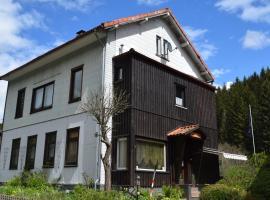 datHuus, Ferienwohnung in Sankt Andreasberg