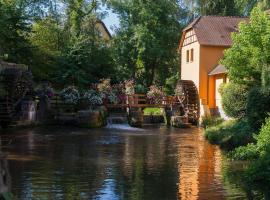 Le Moulin de la Walk, hôtel à Wissembourg