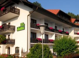 Hotel Pension Jutta, Hotel in Maria Wörth