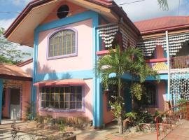 OYO 639 Colors Mansion, hotel in Puerto Princesa