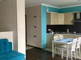 Апартаменты на Шмидта 6, self catering accommodation in Shchelkovo
