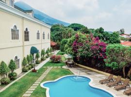 Hotel Mirador Plaza, hotel in San Salvador