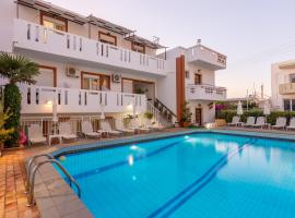 Galini Apartments, serviced apartment in Hersonissos