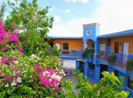 Hotel Hacienda del Viejo, hotel con parking en Matamoros