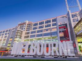 PARKROYAL Melbourne Airport, hotel near Melbourne Airport - MEL,