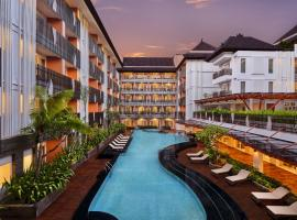 Fairfield by Marriott Bali Kuta Sunset Road, hotel near BIMC Hospital Kuta, Kuta