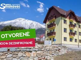 Apartmanový Dom TatraTravel Smokovec, hotel near Starý Smokovec-Hrebienok, Vysoké Tatry
