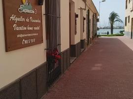Apartamentos La Encarnación III, hotel en Los Alcázares