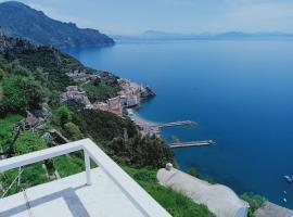 La Rosa Del Mare, pet-friendly hotel in Amalfi