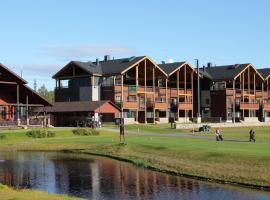 Levi Suites Levin Klubi, hotel near Levi Golf & Country Club, Levi