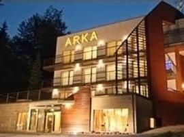 Hotel Arka Spa – hotel w pobliżu miejsca Wyciąg narciarski Rachowiec w Wiśle