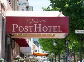 Dürens Post Hotel, hotel in Düren - Eifel