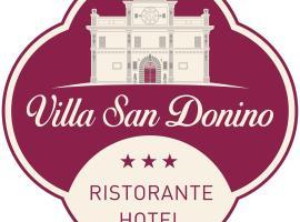 Hotel Villa San Donino, hotell i Città di Castello