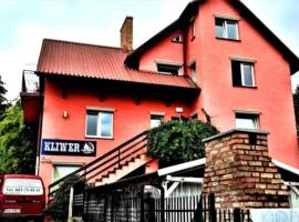KLIWER MIĘDZYZDROJE, guest house in Międzyzdroje