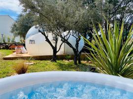 Bubble Dream, luxury tent in Trans-en-Provence
