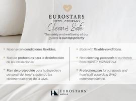 Eurostars Toledo, hotel in Toledo
