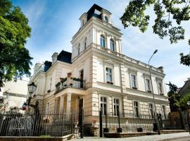 Hotel Ambasada Bolesławiec – hotel w mieście Bolesławiec