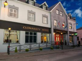 The Clonakilty Hotel, hotel in Clonakilty