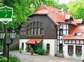 Hotel Opera, pet-friendly hotel in Sopot
