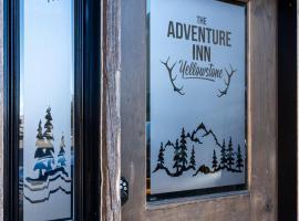 The Adventure Inn Yellowstone, inn in West Yellowstone