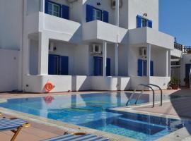 Cyclades Hotel, hôtel à Karterados