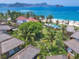 Segara Lombok, hotel in Selong Belanak