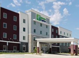 Holiday Inn Express Fargo SW I94 Medical Center, an IHG Hotel, hotel v destinaci Fargo