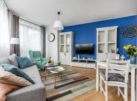 GoodHome - Sea Towers Apartment, hotel near Planetarium, Gdynia