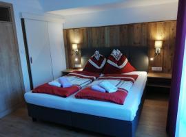 Landhaus Fingerhof, Budget-Hotel in Flachau