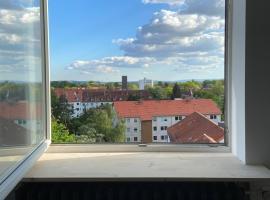 Gemütliche frisch renovierte 1 Zimmer Wohnung in der Nähe des Messegeländes., Ferienwohnung in Hannover