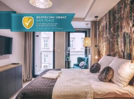 RAJSKA 3 by PI Apartments, hotel a Cracovia