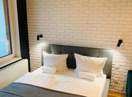 Apartaments 24 Premium Green, family hotel in Wrocław