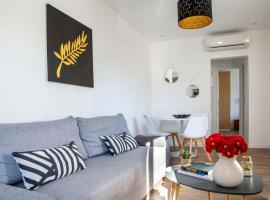 Totolulu Cannes Smart, self catering accommodation in Cannes
