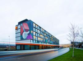 citizenM Schiphol Airport, hotel in Schiphol