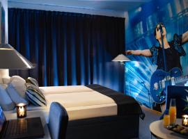 Hotell Hulingen, hotell i Hultsfred